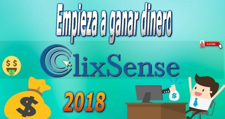 Empieza a ganar dinero este 2018 | Clixsense | Dinerito.com