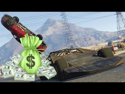 EN BUSCA DE DINERO GTA 5 ONLINE, misiones para ganar dinero gta v, funny moments