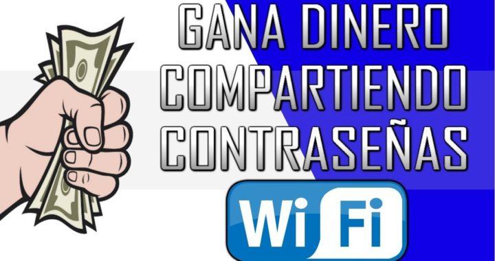 EVERYFI REWARDS - GANA DINERO COMPARTIENDO CONTRASEÑAS WIFI