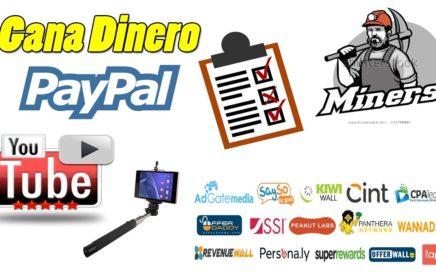 Excelente Página para Ganar Dinero Gratis a Paypal | Nuevo Pago de TimeBucks | Gokustian