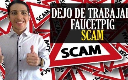 FAUCETPIG Dejo de Trabajarla SCAM [Noticia] Dinero Online Venezuela DLC