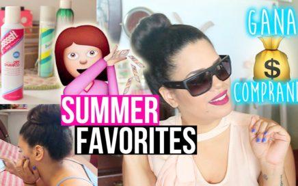Favoritos de Verano 2015 | COMO GANAR DINERO FACIL?