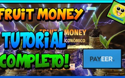Fruit Money Tutorial Completo! | GANA DINERO