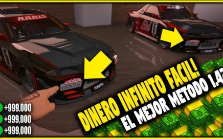 * FUNCIONA! * ¡Mira esto y haz millones! (GTA 5 Money Glitch 1.42) GTA 5 Duplicar Autos FACIL!