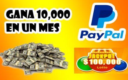 GANA $10,000 EN UN MES RASCANDO TARJETAS 2018 - GANA DINERO POR INTERNET