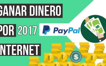 GANA 25 DOLARES POR INTERNET PARA PAYPAL RAPIDO - SIN INVERTIR