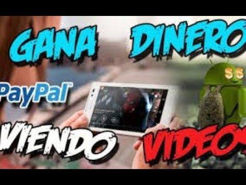 GANA 5 DOLARES DIARIOS VIENDO VIDEOS