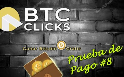 Gana Bitcoin Gratis con BTCClicks | BTCClicks Paga 11$ por Uphold | Gokustian