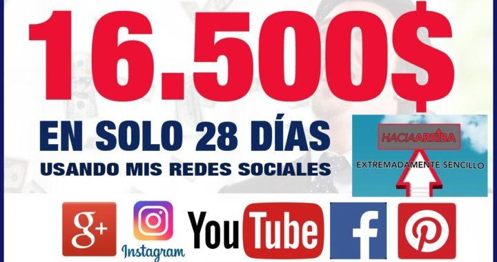 Gana de 25$ a 1.000$ con Hacia Arriva en Venezuela