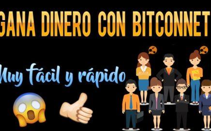 Gana Dinero con bitconnect
