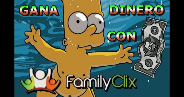 GANA DINERO CON FAMILYCLIX (2017)