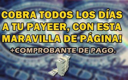 GANA DINERO CON TUS REDES SOCIALES COBRA HOY MISMO! COMPROBANTE DE PAGO
