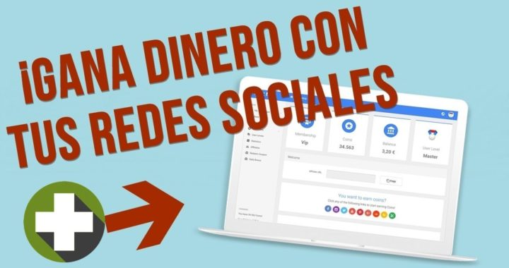 Gana dinero cuando estes en tus redes sociales | fanporfan.es