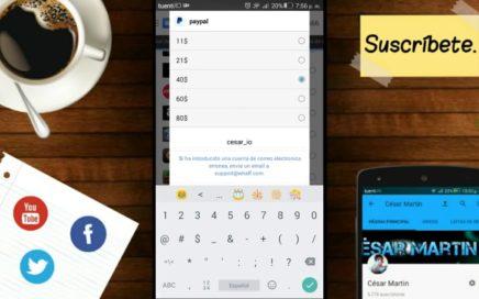 Gana dinero desde tu telefono - desde 500$ hasta 900$ totalmente gratis por PayPal Amazon Gift Card
