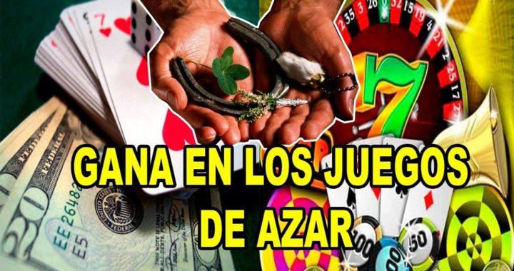 GANA DINERO EN LOS JUEGOS DEL AZAR, Hechizo y amuletos para ganar en los juegos del azar