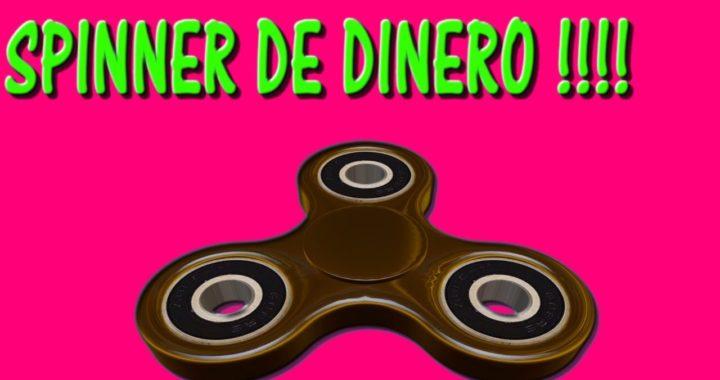 GANA $ DINERO GIRANDO UN SPINNER !! 2017