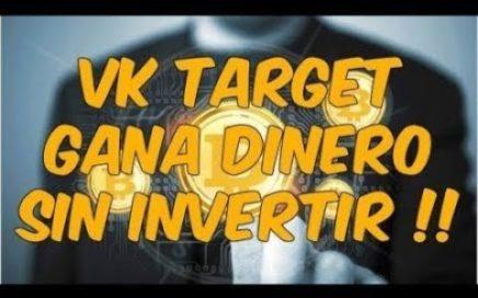 GANA DINERO GRATIS A PAYPAL   VK TARGET