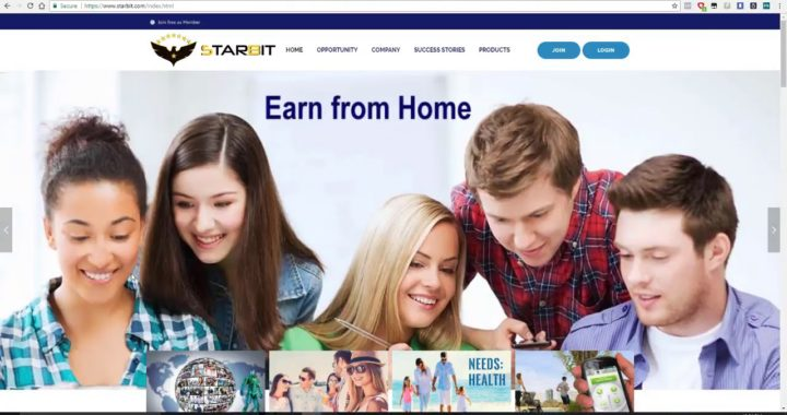 Gana dinero mientras caminas con Starbit
