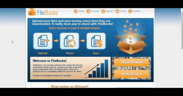 Gana Dinero $$$ por Compartir archivos
