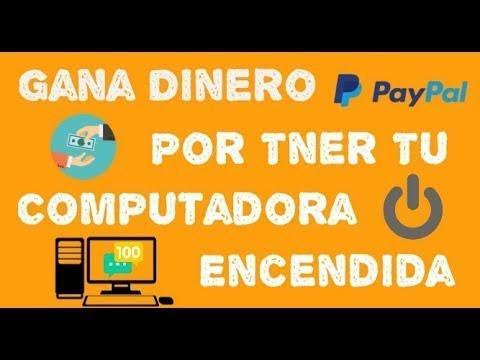 Gana Dinero Por Dejar Tu PC Prendida | Sin Hacer Nada | Paypal & Payoneer
