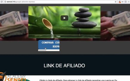 Gana Dinero Promocionando Google AdWords Express