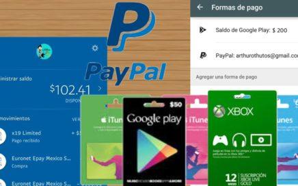Gana Dinero, tarjetas de play store, iTunes y mucho mas con este increíble metodo!.
