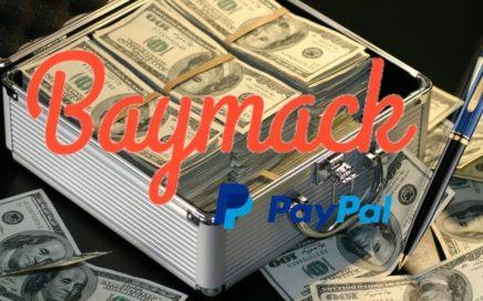 Gana Dinero Totalmente Gratis para Paypal  | Baymack 2018