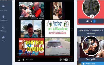 GANA DINERO$ VIENDO VIDEOS PARA PAYPAL EN DOBIGMONEY