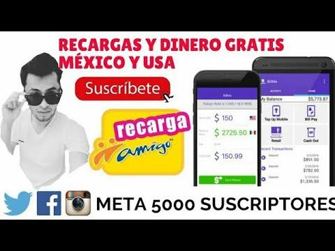 GANA DINERO Y RECARGAS GRATIS | BILLMO |