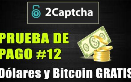 Gana Dólares y Bitcoin Gratis Resolviendo Captchas | 2Captcha Paga 5$ en Bitcoin | Gokustian