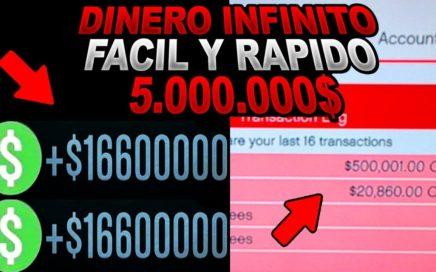 GANA MUCHOS MILLONES EN GTA 5 ONLINE CON ESTA CAPTURA DE DINERO INFINITO!! - GTA V ONLINE 1.41