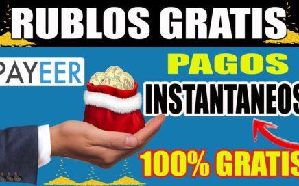 GANA RUBLOS GRATIS Y RAPIDO + PAGO EN VIVO  | FruitMoney