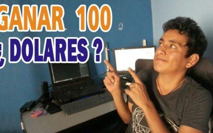 GANAR 100 USD SEMANALES DEPENDE TI! - ULTIMO VIDEO DEL AÑO