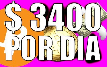 Ganar Dinero con El Bitcoin | AUN ESTA BARATO!