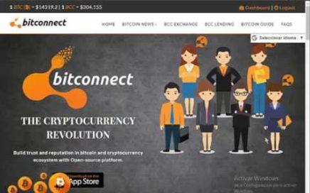 GANAR DINERO EN CASA DESDE INTERNET CON BITCONNECT