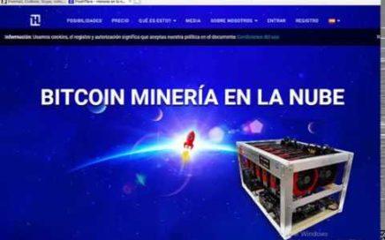 GANAR DINERO EN CASA DESDE INTERNET CON MINERIA EN LA NUBE
