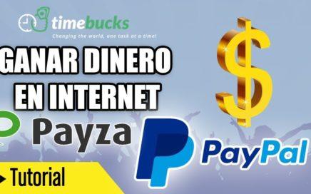 Ganar Dinero En Internet Con TimeBucks