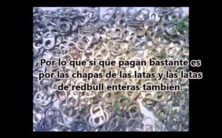 """Ganar dinero reciclando / Trucos para vender tu basura / """"Conciencia ecológica"""""""
