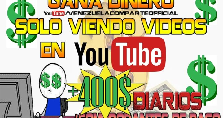 Ganar dinero viendo videos +COMPROBANTES DE PAGO | SNUCKLS