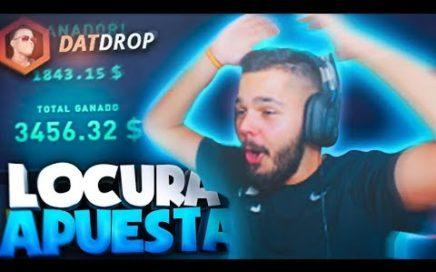 ¡GANO UNA APUESTA DE +3.400$! ¡BATALLA DE SKINS PUBG! | DATDROP