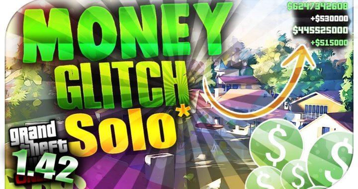 GTA 5 ONLINE 1.42/Ps4 MEJOR TRUCO DINERO INFINITO!  Ps4 Glitch money unlimited  - SOLO SIN AYUDA