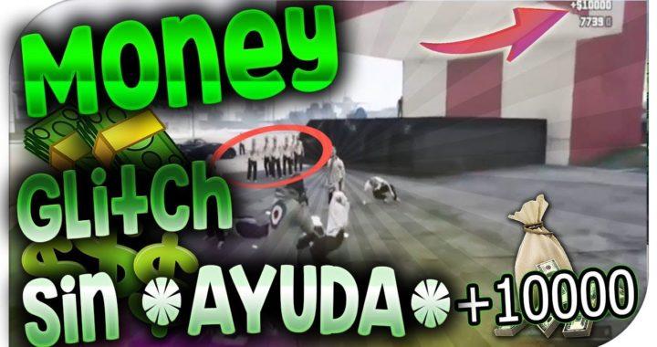 GTA 5 ONLINE 1.42 TRUCO CAPTURE MODDED *SOLO* SIN AYUDA - DINERO INFINITO GTA 5 OLINE Glitch money