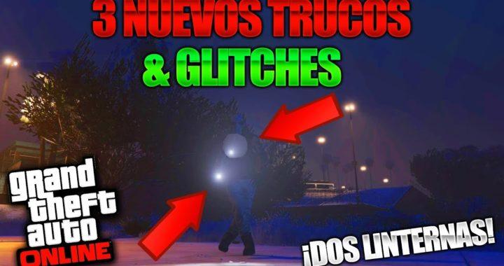 GTA 5 Online - 3 NUEVO TRUCOS & GLITCHES 1.42! (Conducir Dentro de las Intalaciones & Mas!)