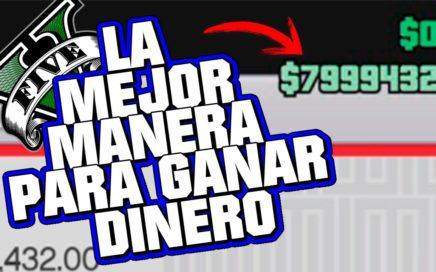 GTA 5 Online - La mejor Forma de hacer dinero (Marzo 2017)