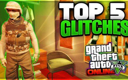 GTA 5 ONLINE: TOP 5 MEJORES TRUCOS FUNCIONANDO EN GTA 5 ONLINE 1.37/1.28 - (DINERO INFINITO, & MAS)