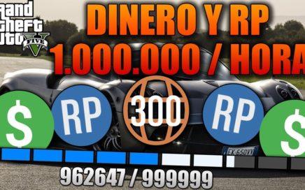 GTA V ONLINE - DINERO INFINITO Y RP  SIN MOVERTE - SIN AYUDA - SIN ESPERAR *NUEVO* PS3-PS4/XB360-XB1