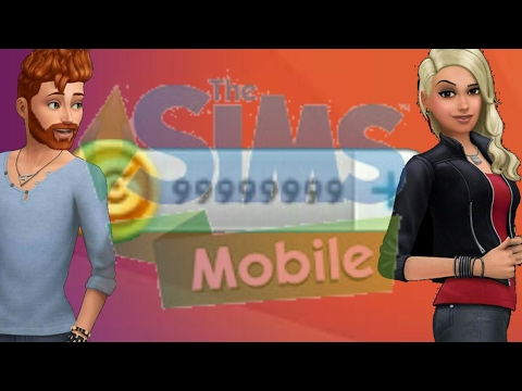 HACK SIMOLEONES Y BILLETES!! Sims Mobile|| Sims Mobile Mucho Dinero|| (YA NO FUNCIONA)