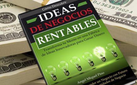 IDEAS DE NEGOCIOS RENTABLES | IDEAS DE NEGOCIO | OPORTUNIDADES DE NEGOCIO | COMO CREAR UNA EMPRESA