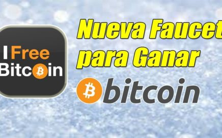 IFreeBitcoin Nueva Faucet para Ganar Bitcoins Gratis (1000 Satoshis de Regalo) | Gokustian