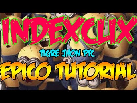 Indexclix PTC Que es y Como Funciona? Tutorial | Indexclix.com hermana de Fingersclix Tigre jhon ptc